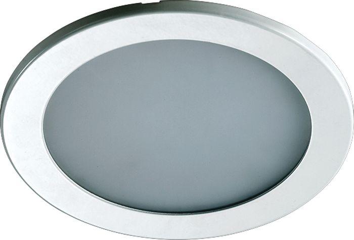 Светильник встраиваемый Novotech Luna, цвет: белый, LED, 2,4 Вт. 357173357173