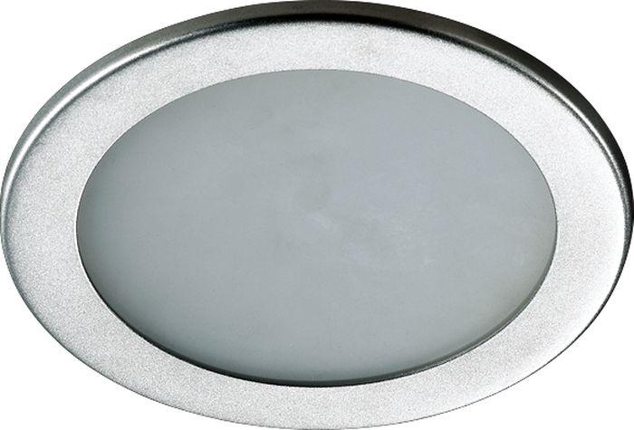 Светильник встраиваемый Novotech Luna, цвет: белый, LED, 2,4 Вт. 357174357174