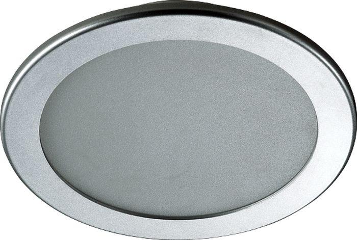 Светильник встраиваемый Novotech Luna 355, цвет: белый, LED, 3,6 Вт. 357178357178