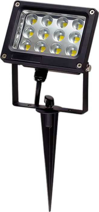 Светильник ландшафтный Novotech Armin, цвет: прозрачный, LED, 6 Вт. 357189357189