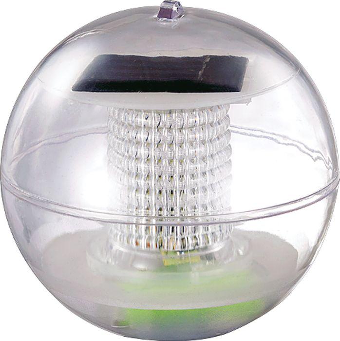 Светильник на солнечных батареях Novotech Solar, цвет: прозрачный, LED. 357215