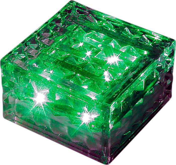 Светильник уличный Novotech Tile, цвет: прозрачный, LED, 1,5 Вт. 357242357242