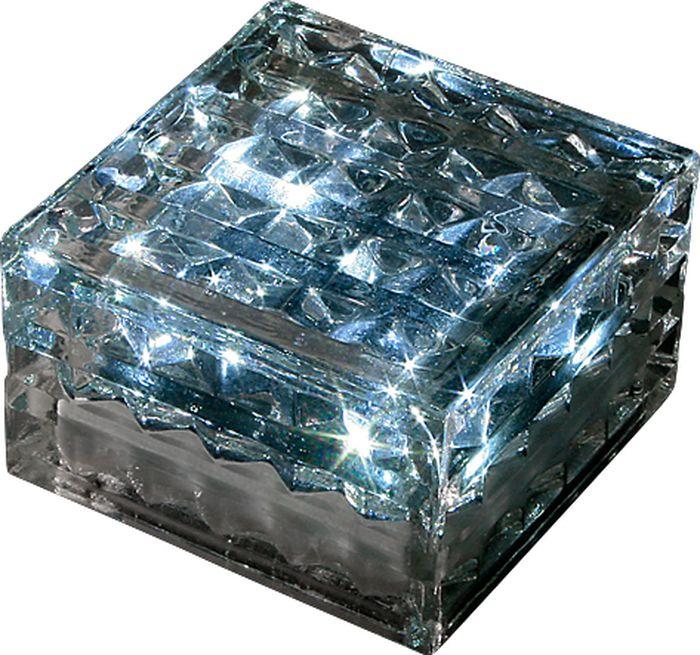 Светильник уличный Novotech Tile, цвет: прозрачный, LED, 1,5 Вт. 357243357243