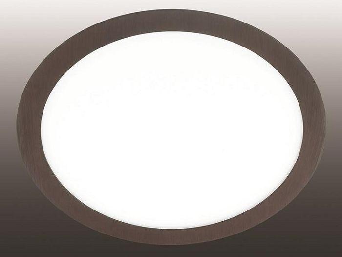 Светильник встраиваемый Novotech Lante, цвет: белый, LED, 12 Вт. 357298357298