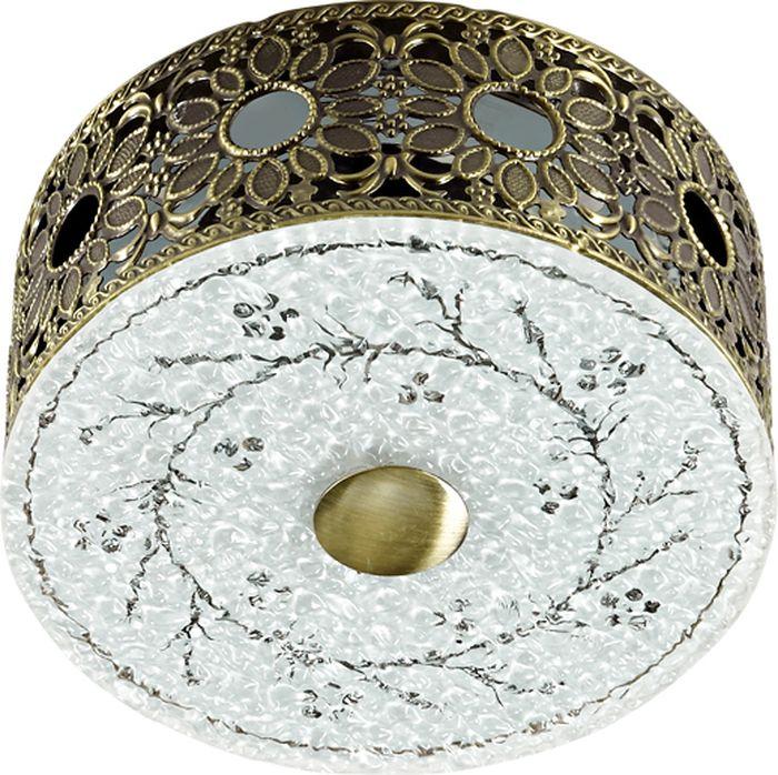 Светильник встраиваемый Novotech Pastel, цвет: белый, LED, 16 Вт. 357303357303