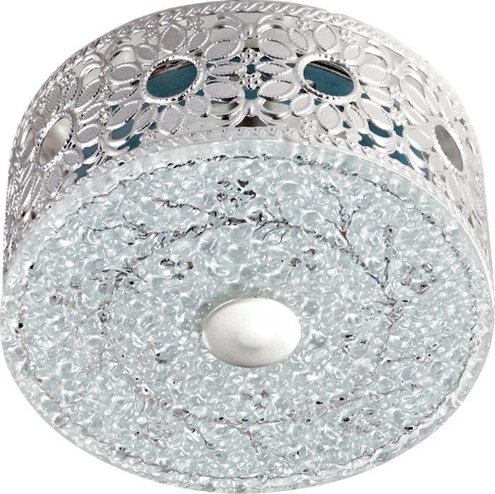 Светильник встраиваемый Novotech Pastel, цвет: белый, LED, 16 Вт. 357306357306