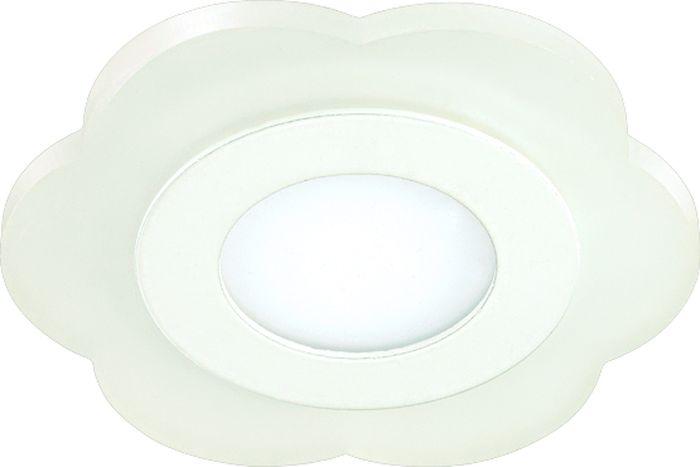 Светильник встраиваемый Novotech Lago, цвет: белый, LED, 3 Вт. 357317357317