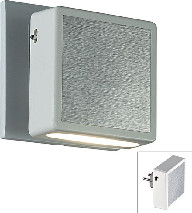Светильник настенный Novotech Night Light, цвет: серый, LED, 0,6 Вт. 357319357319