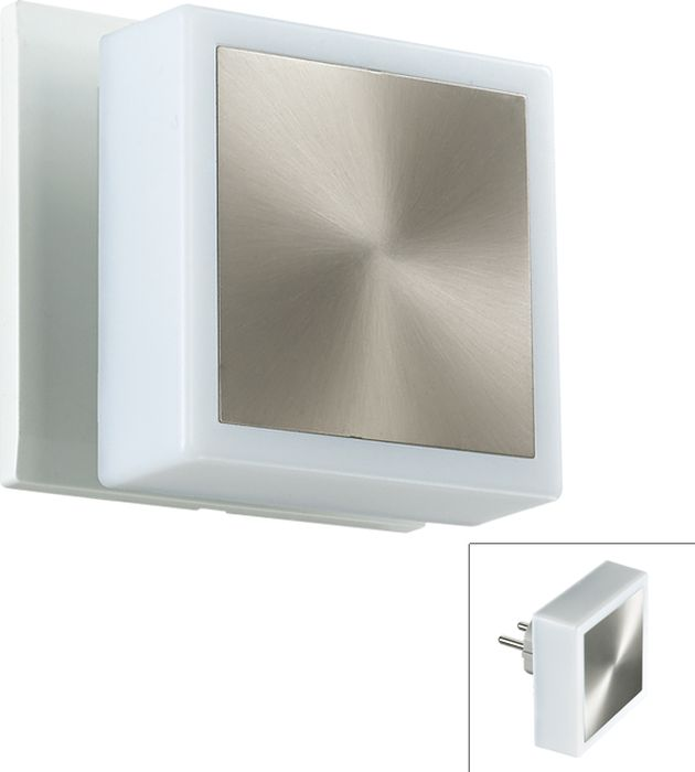 Cветильник настенный Novotech Night Light, цвет: белый, LED, 0,7 Вт. 357321357321