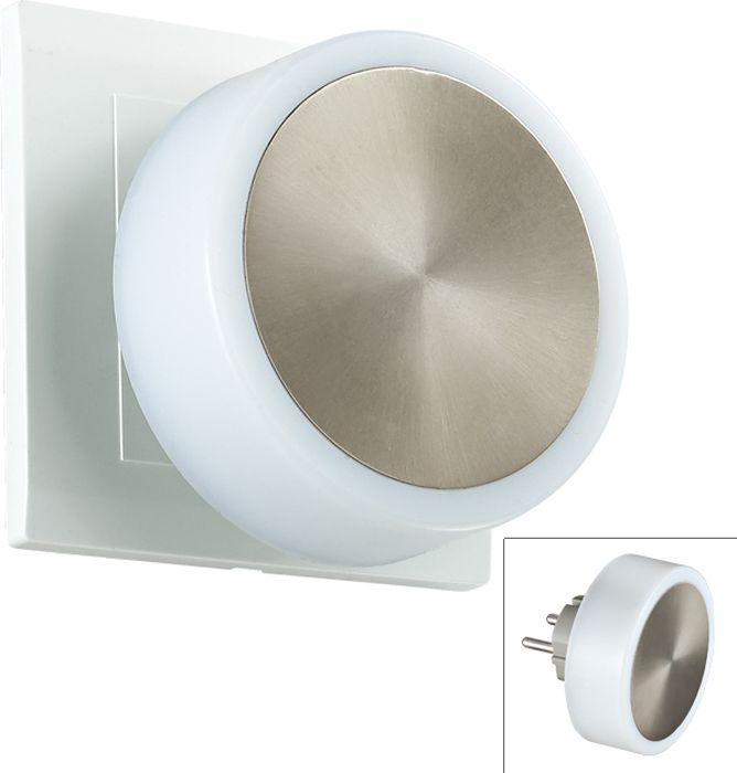 Cветильник настенный Novotech Night Light, цвет: белый, LED, 0,7 Вт. 357322357322