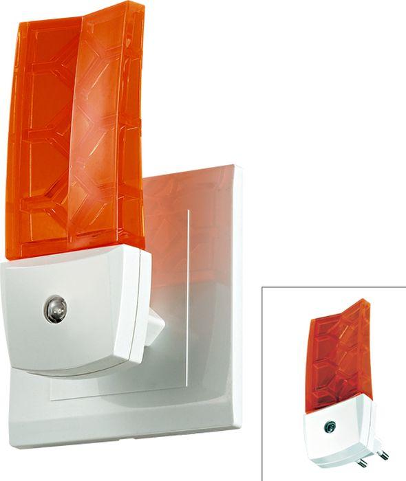 Cветильник настенный Novotech Night Light, цвет: оранжевый, LED, 0,3 Вт. 357331357331