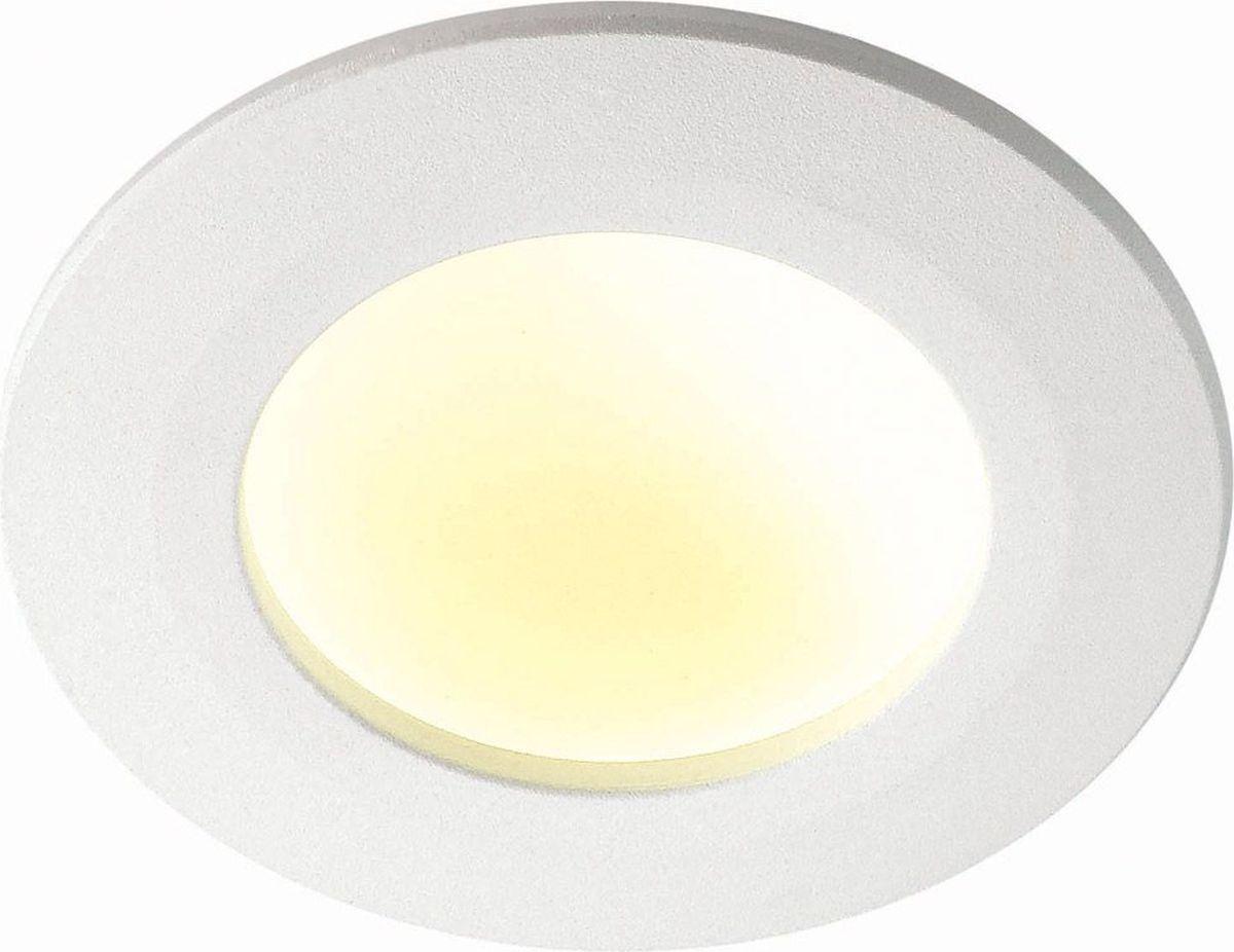 Светильник встраиваемый Novotech Gesso, цвет: белый, LED, 4 Вт. 357352357352