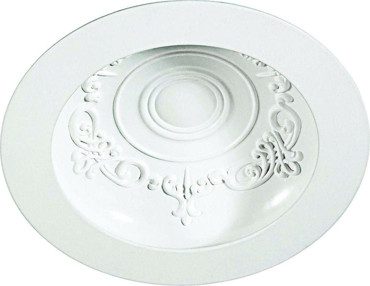 Светильник встраиваемый Novotech Gesso, цвет: белый, LED, 3,5 Вт. 357355357355