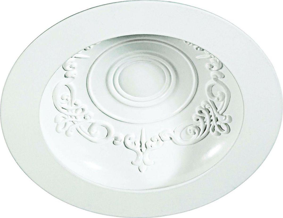 Светильник встраиваемый Novotech Gesso, цвет: белый, LED, 4,5 Вт. 357358357358