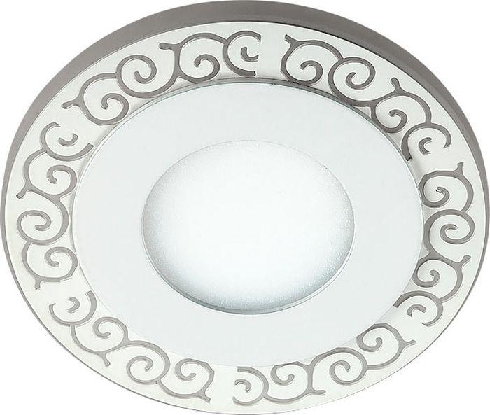 Светильник встраиваемый Novotech Trad, цвет: белый, LED, 1,5 Вт. 357361357361