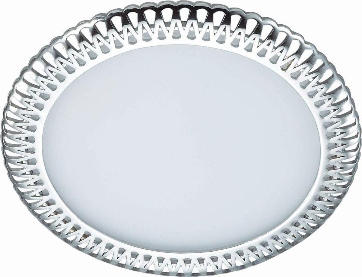 Светильник встраиваемый Novotech Sade, цвет: белый, LED, 6 Вт. 357366357366