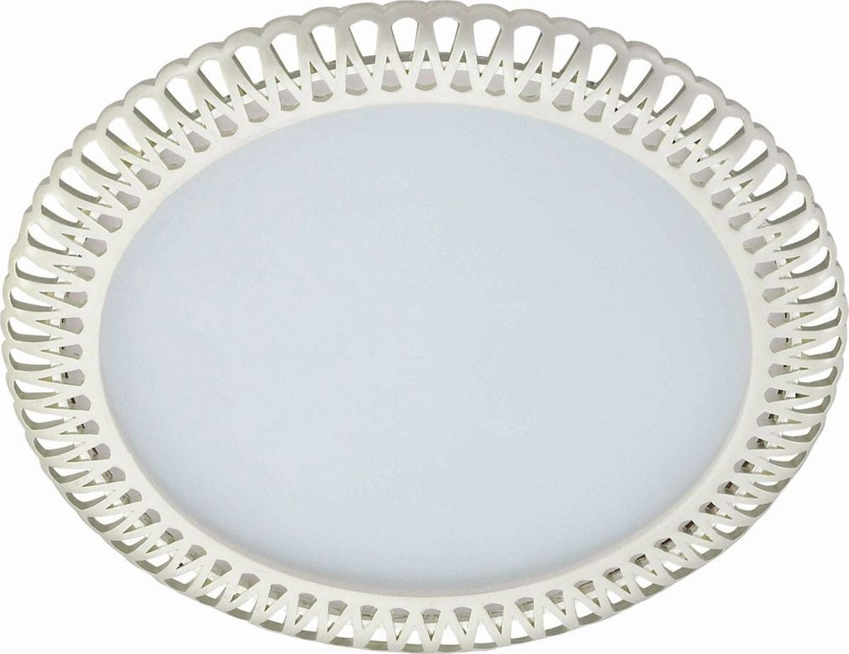 Светильник встраиваемый Novotech Sade, цвет: белый, LED, 3 Вт. 357367357367