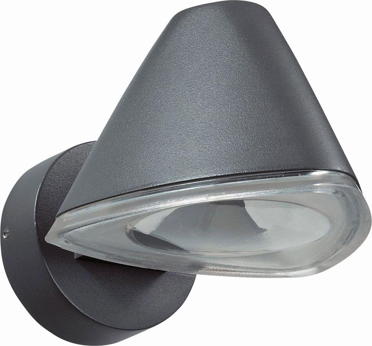 Светильник уличный настенный Novotech Kaimas, цвет: прозрачный, LED, 3 Вт. 357399357399
