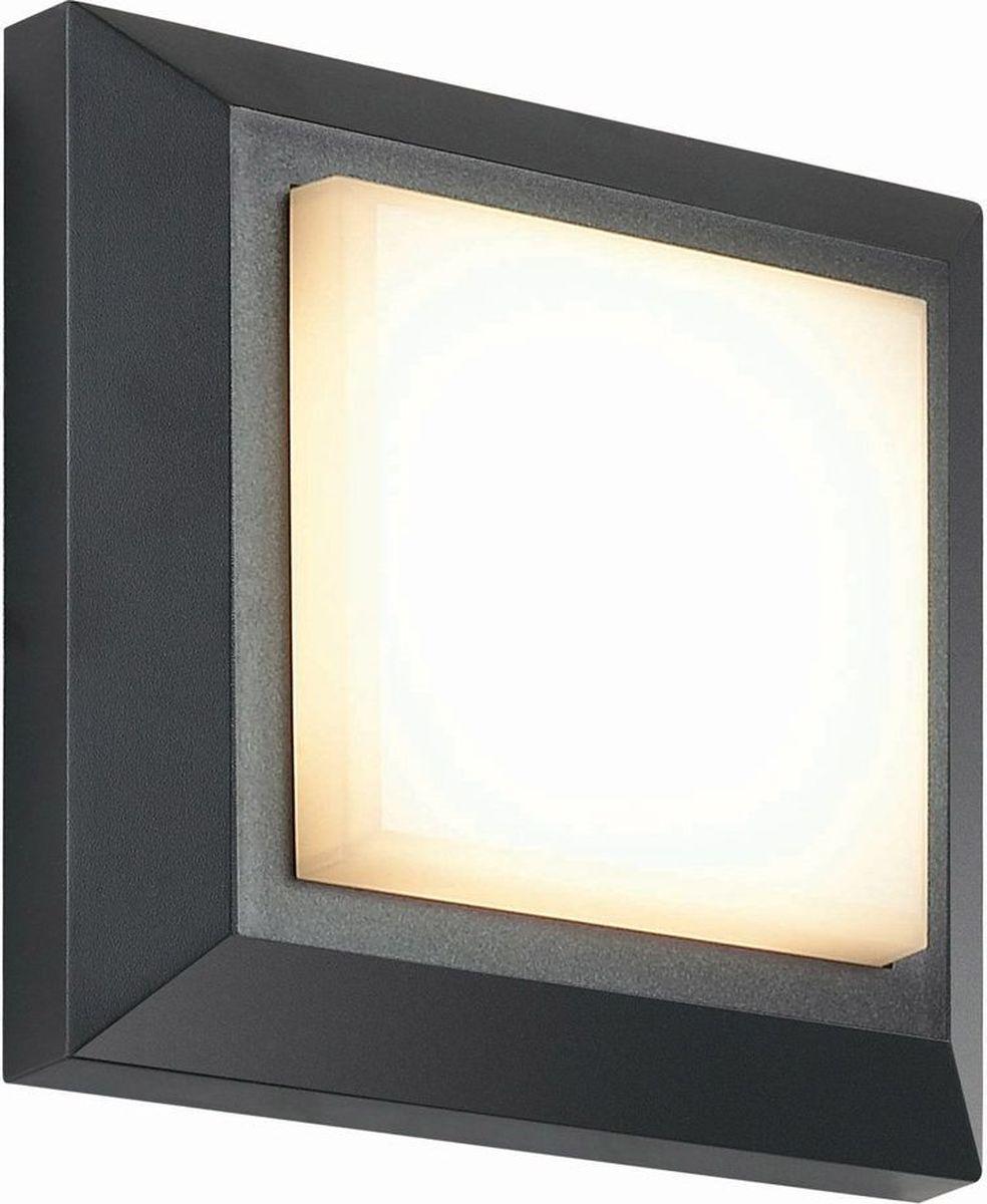 Светильник уличный настенный Novotech Kaimas, цвет: белый, LED, 1,5 Вт. 357419357419