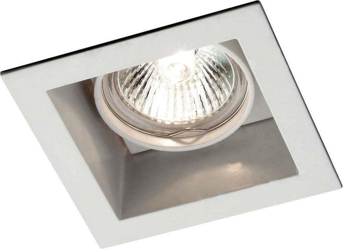 Светильник встраиваемый Novotech Bell, цвет: белый, GX5.3, 2,8 Вт. 369637369637