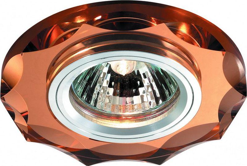 Светильник встраиваемый Novotech Mirror, 1 x GX5.3, 50 Вт. 369763