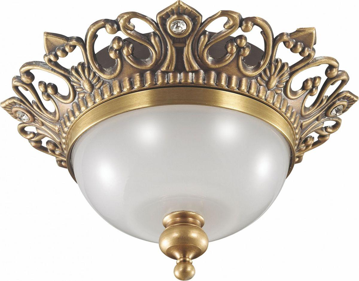 Светильник встраиваемый Novotech Barogue, цвет: белый, GX5.3, 2,8 Вт. 369980369980