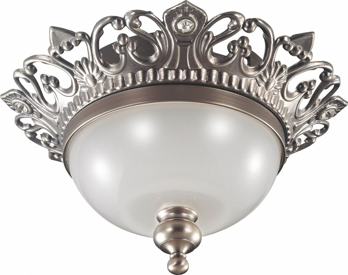 Светильник встраиваемый Novotech Barogue, цвет: белый, GX5.3, 2,8 Вт. 369981369981
