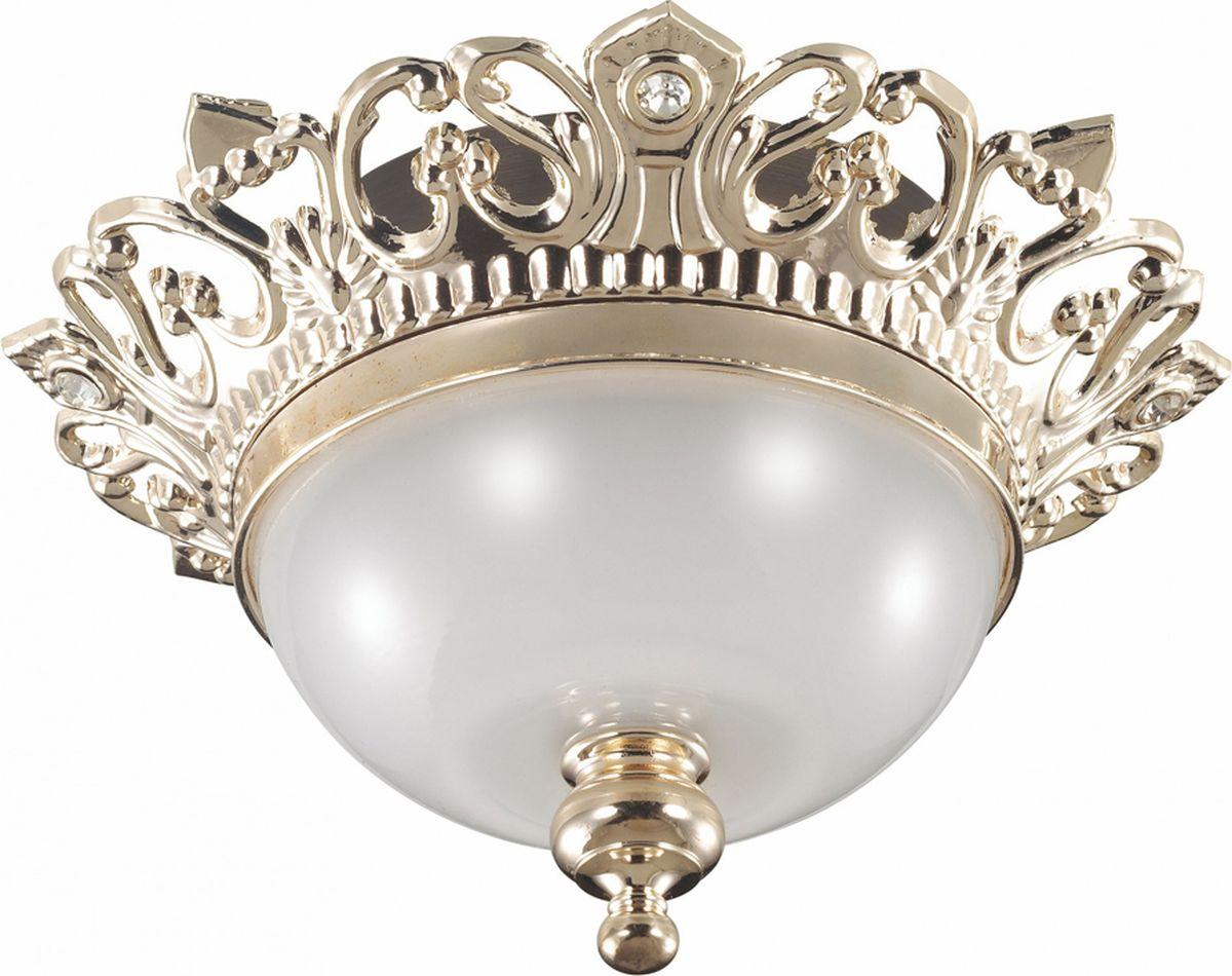 Светильник встраиваемый Novotech Barogue, цвет: белый, GX5.3, 2,8 Вт. 369982369982