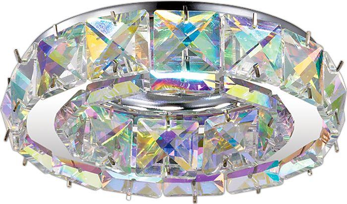 Светильник встраиваемый Novotech Neviera, цвет: , GX5.3, 2,8 Вт. 370169370169