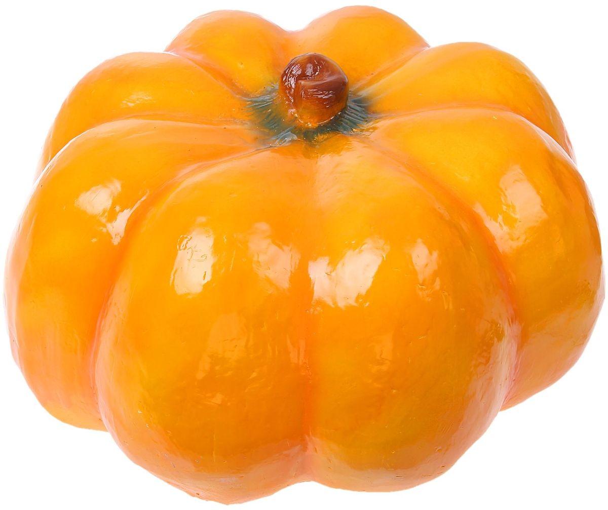 Фигура садовая Тыква, 35 х 35 х 25 см1078340Не удаётся вырастить крупные овощи? Не беда. Эта большая яркая тыква затмит на садовом участке любой урожай. Колоритный декор добавит окружающему пространству новые краски, удивит соседей и вызовет восторг гостей. С помощью яркой садовой фигуры легко расставить акценты: например, привлечь внимание к цветочной клумбе или водоёму. Фигура из гипса отличается лёгкостью, экологичностью и долговечностью. Украшайте любимый сад оригинально.