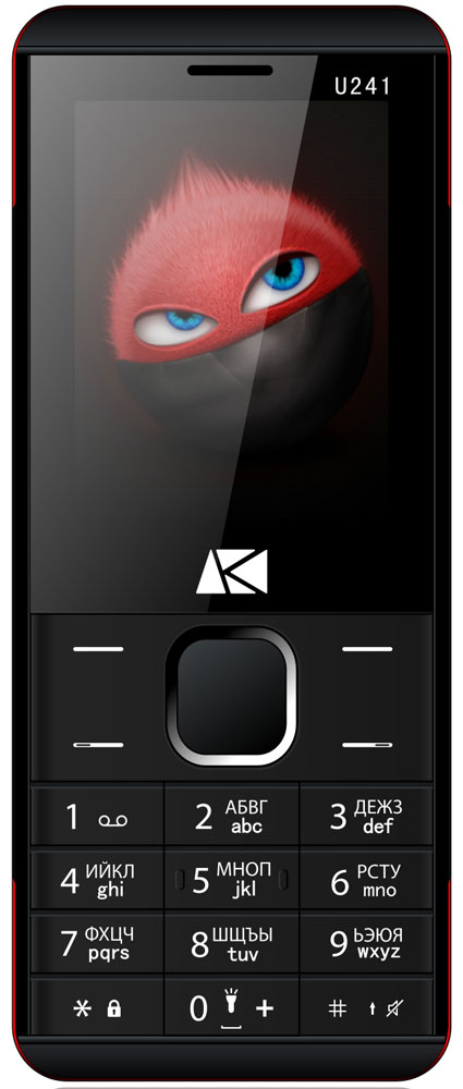 Ark Benefit U241, RedBenefit U241 красныйМобильный телефон Ark Benefit U241 оснащен 2,4-дюймовым полноцветным дисплеем, удобным для повседневного использования.Встроенное ПО устройства позволяет воспроизводить аудио- и видеофайлы в популярных форматах, а также прослушивать любимые радиопередачи. Мультимедийные файлы можно записывать на карту памяти microSD емкостью до 32 Гб.Полного заряда емкого аккумулятора 1000 мАч хватает на 10 часов непрерывного разговора или 119 часов работы в режиме ожидания. Телефон оснащен камерой на 1,3 Мпикс с функцией записи видео, а также Bluetooth-модулем, предназначенным для беспроводной передачи данных.Поддержка двух SIM-карт позволяет использовать телефон в качестве личного и рабочего одновременно. Кроме того, с двумя SIM-картами можно уменьшать расходы, управляя тарифными планами различных мобильных операторов.Телефон сертифицирован EAC и имеет русифицированную клавиатуру, меню и Руководство пользователя.
