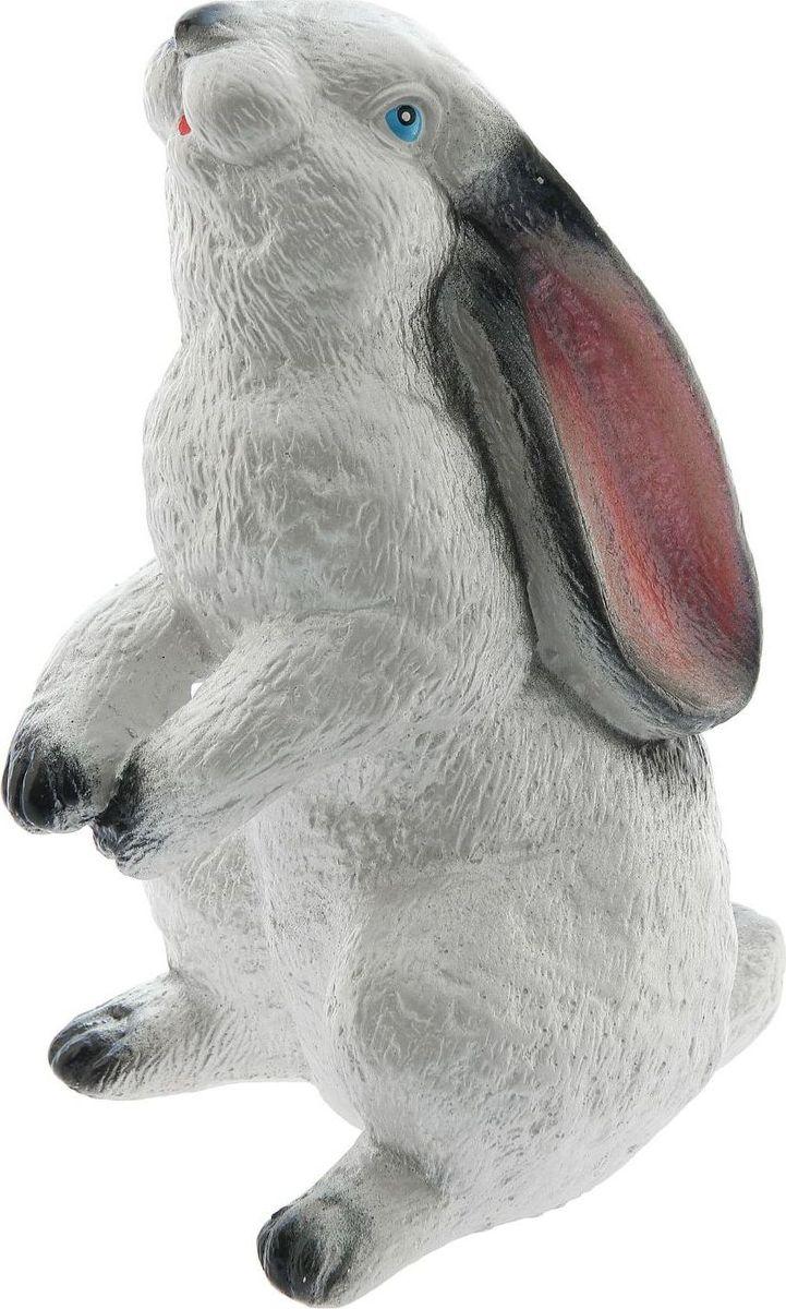 Фигура садовая Premium Gips Сидящий заяц, 24 х 17 х 31 см1148472Садовая фигура Сидящий заяц - прекрасный выбор для комфортного отдыха и эффективного труда на даче, который будет радовать вас достойным качеством.Изделие изготовлено из гипса.