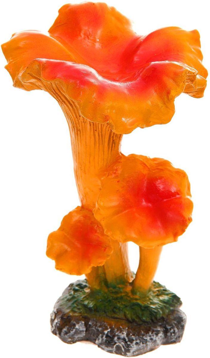Фигура садовая Грибы лисички, 20 х 18 х 33 см фигурки садовые marquis садовая фигура гномик