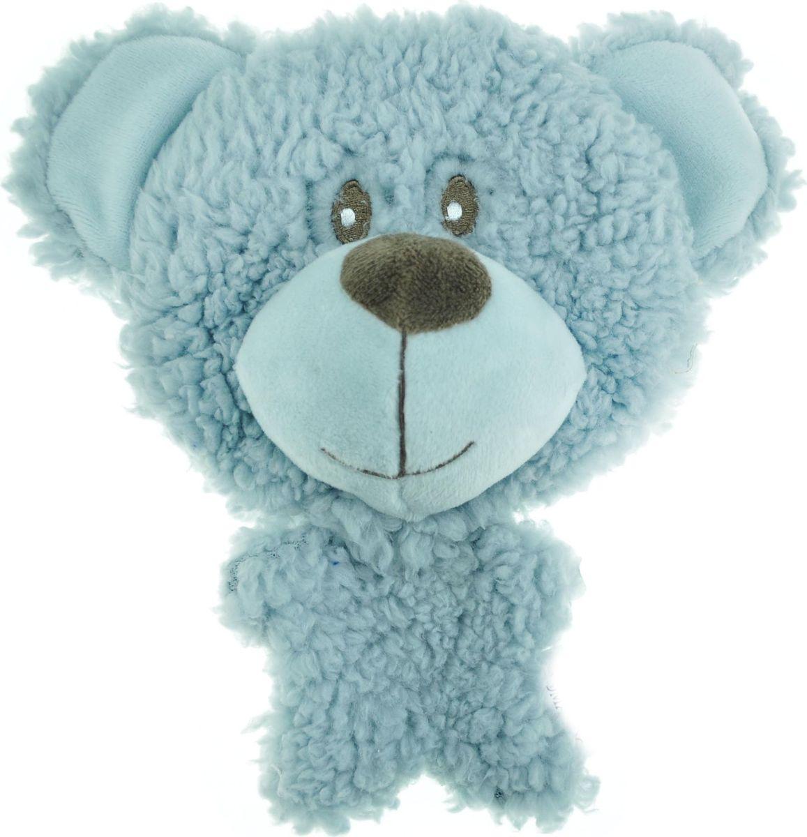 Игрушка для собак Aromadog Big Head. Мишка, цвет: голубой, 12 смWB16954-1Aromadog создал первую в мире интерактивную игрушку с натуральным эфирным маслом.В конструкции игрушки имеется пищалка с наполнителем пропитанным маслом лаванды. При каждом нажатии на игрушку аромат высвобождается.При изготовлении используется эфирное масло лаванды 100% терапевтической чистоты.Запатентованная технология для стойкого аромата.Использование игрушки рекомендовано ветеринарными врачами.Игрушка корректирует поведение питомца.Она успокаивает. Борется с гиперактивностью.Использование игрушки рекомендовано собакам со следующими поведенческими проблемами:Разлука с хозяином: Пожалуйста, не уходи!Беспокойство по ночам: Почему все спят?Визит к ветеринарному врачу: Эти неизвестные и пугающие запахи!Боязнь грома и петард: Эти звуки меня пугают!Питомцы из приюта: Они полюбят меня?Скука: О! Новая игрушка, как хорошо. Спокойствие, баланс….