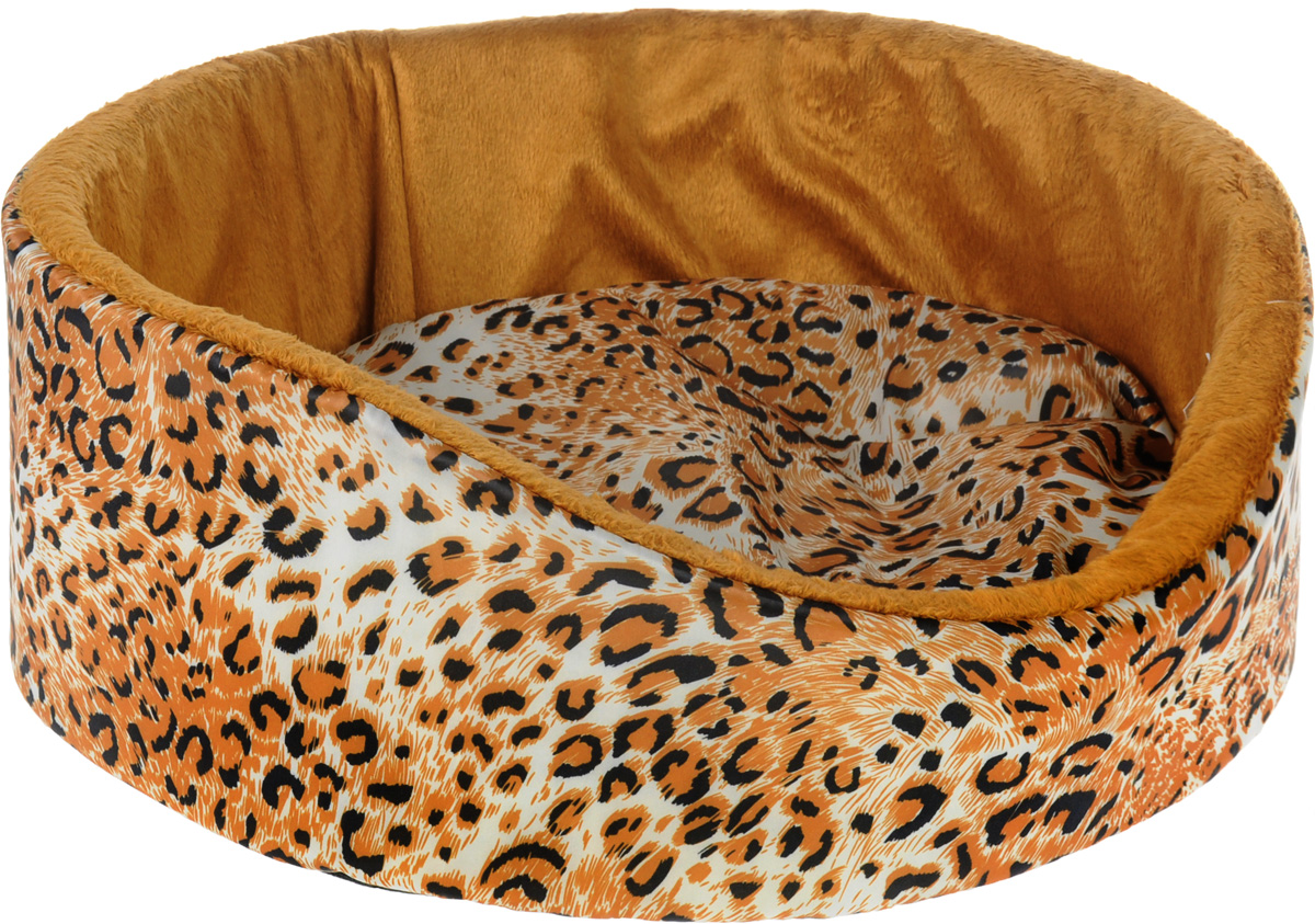 Лежак для кошек и собак GLG Нежность, 40 x 36 x 15 смL002/AМягкий лежак GLG Нежность обязательно понравится вашему питомцу. Он выполнен из качественного сочетания хлопка с полиэстером и дополнен набивкой из поролона. Материал не теряет своей формы долгое время. Высокие бортики обеспечат вашему любимцу уют. Мягкий лежак станет излюбленным местом вашего питомца, подарит ему спокойный икомфортный сон, а также убережет вашу мебель от шерсти.