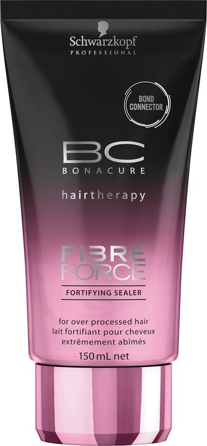 Bonacure Укрепляющий бальзам Fibre Force, 150 мл2076154Интенсивное ухаживающее, несмываемое молочко. Создает связи внутри матрицы для укрепления волосяных волокон. Запечатывает кутикулу и создает защитный слой вокруг волоса. Продукт защищает волосы от воздействия термоинструментов, делает волосы мягкими и блестящими. Облегчает расчесывание. Формула продукта обогащена дополнительными катионными компонентами, которые притягиваются к пористым участкам внешних слоев и закрепляются на кутикуле, делая ее гладкой и однородной. Ключевые ингредиенты: Технология Bond Connector, Катионные ухаживающие компоненты, Пантенол, Силиконовые масла.