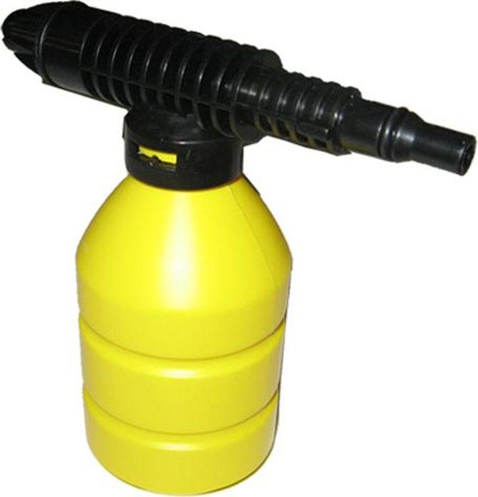 Пеногенератор Huter AL06008A7920Насадка из высокопрочного полипропилена к мойке высокого давления. Пенопистолет предназначен для нанесения пены на очищаемую поверхность.