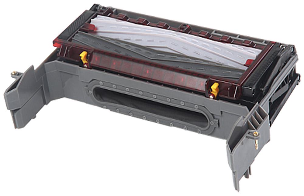 iRobot чистящий модуль с валиками-скребками для Roomba 800 и 900 серииiR108Чистящий модуль для робота-пылесоса Roomba 800 и 900 серии. Данный аксессуар является основной рабочей и чистящей частью робота-пылесоса.
