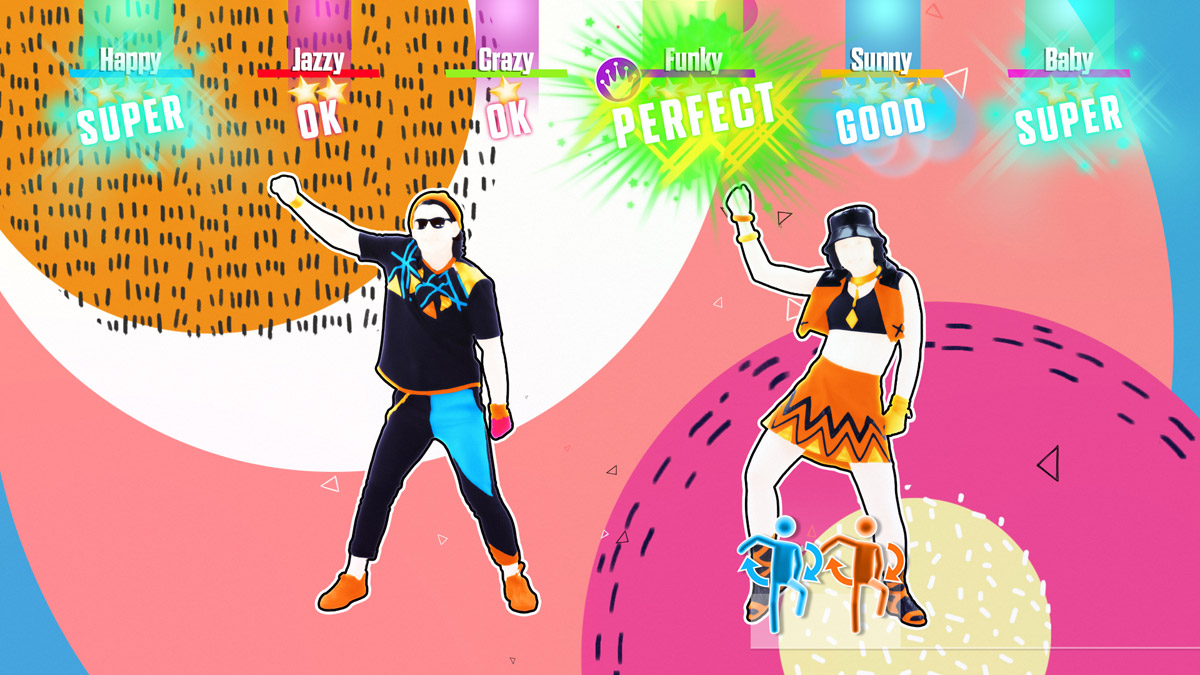 Just Dance 2018 (Xbox 360) Ubisoft Entertainment