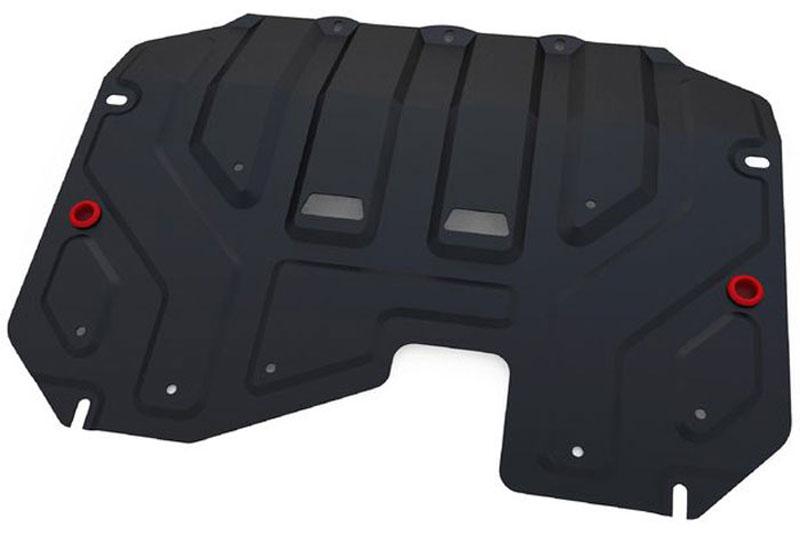 Защита картера и КПП Автоброня Hyundai ix35 2010-2015/Kia Sportage 2010-2016, сталь 2111.02323.2Защита картера и КПП Автоброня Hyundai ix35 2010-2015, V - все/Kia Sportage 2010-2016, V - все, увеличенная, сталь 2 мм, 111.02323.2Стальные защиты Автоброня надежно защищают ваш автомобиль от повреждений при наезде на бордюры, выступающие канализационные люки, кромки поврежденного асфальта или при ремонте дорог, не говоря уже о загородных дорогах.- Имеют оптимальное соотношение цена-качество.- Спроектированы с учетом особенностей автомобиля, что делает установку удобной.- Защита устанавливается в штатные места кузова автомобиля.- Является надежной защитой для важных элементов на протяжении долгих лет.- Глубокий штамп дополнительно усиливает конструкцию защиты.- Подштамповка в местах крепления защищает крепеж от срезания.Толщина стали 2 мм.В комплекте крепеж и инструкция по установке.