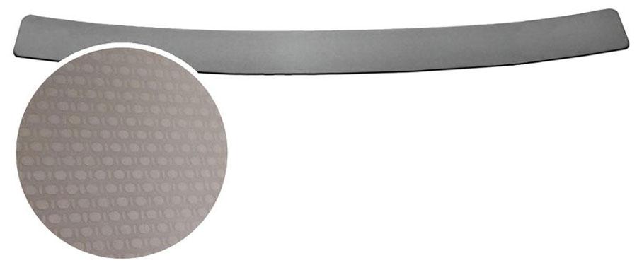 Накладка на задний бампер Rival, для Datsun on-DO 2014-NB.S.8702.3Накладка на задний бампер Rival защищает лакокрасочное покрытие от механических повреждений и создает индивидуальный внешний вид автомобиля.- Использование высококачественной итальянской нержавеющей стали AISI 304 с декоративным рельефом.- Надежная фиксация на автомобиле с помощью фирменного скотча 3М на акриловой основе: влагостойкий и морозостойкий.- Рельефный рисунок накладки придает автомобилю индивидуальный внешний вид.- Идеально повторяют геометрию бампера автомобиля.