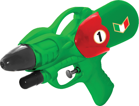 Disney Тачки Водный пистолет мармелад с игрушкой, 5 г очаровашка морская фея фруктовый мармелад с игрушкой 10 г
