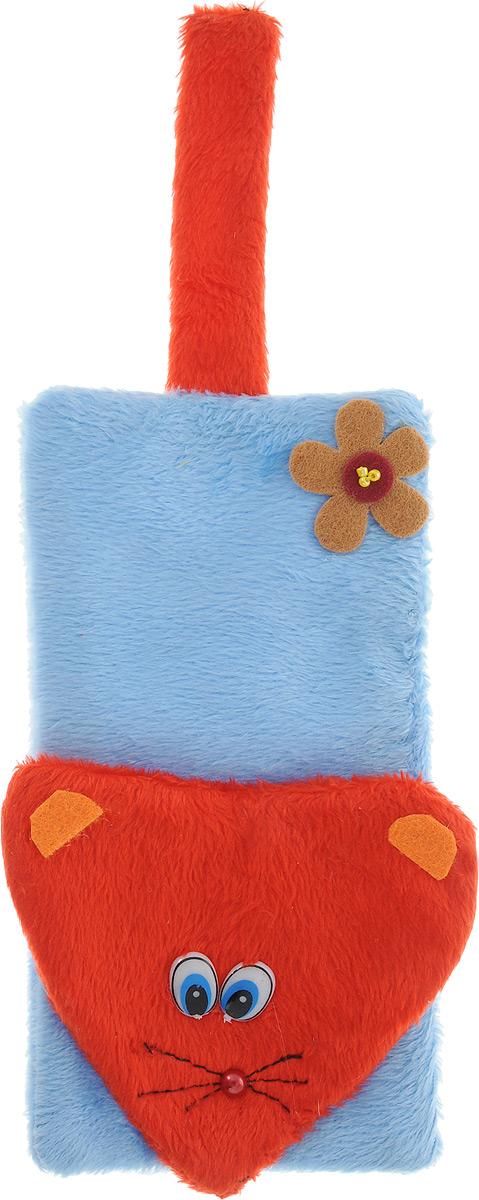 Игрушка для кошек GLG Мышка, шуршащая, цвет: голубой, красныйGLG036_голубой, красныйИгрушка для кошек GLG Мышка выполнена из мягкого текстиля. Играя с этой забавной игрушкой, маленькие котята развиваются физически, а взрослые кошки и коты поддерживают свой мышечный тонус. Изделие выполнено в виде мыши. Шуршалка внутри привлечет внимание кошки и вовлечет в процесс игры.