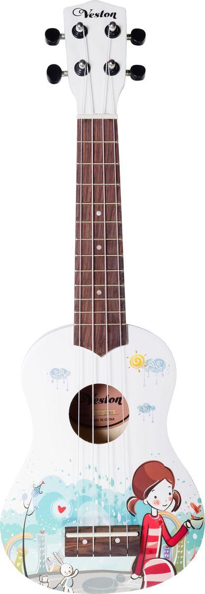 Veston KUS 25WH укулеле - Гитары