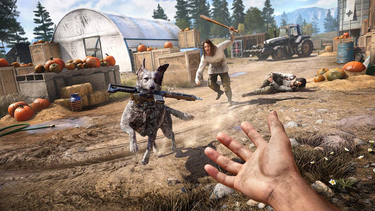 Far Cry 5 Ubisoft Kiev,Ubisoft Montreal,Ubisoft Reflections,Ubisoft Toronto,Ubisoft Shanghai