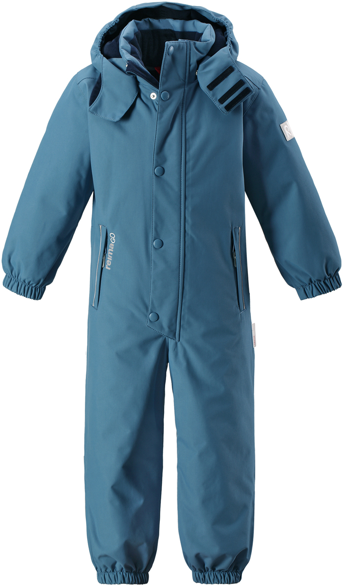Комбинезон детский Reima Reimatec Kuusamo, цвет: синий. 5202066740. Размер 128