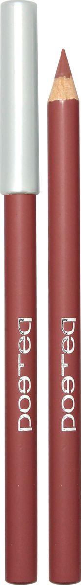 Poetea контурный карандаш для губ , тон 131813РУхаживающая формула мягких карандашей для губ POETEQ основана на натуральных восках и масле ЖОЖОБА холодного отжима, не содержит минеральных масел и парафина. Масло жожоба питает кожу губ и регулирует водно-липидный баланс, защищая от сухости и предотвращая шелушение. Формула контурного карандаша обогащена витамином Е природного происхождения, который защищает кожу от преждевременного старения, питательным касторовым маслом и экстрактом листьев алое, снимающим раздражения. Карандаш легко скользит, оставляя мягкий кремовый след, который легко растушевывается сразу после нанесения, создавая комфортную основу для нанесения блесков или помад. Через несколько секунд полимерные компоненты застывают, образуя стойкий контур, который легко удаляется жидкостью для снятия макияжа с глаз и губ.
