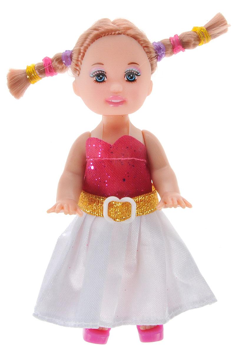 Defa Toys Мини-кукла Aliee с аксессуарами кукла defa lucy невеста 8341