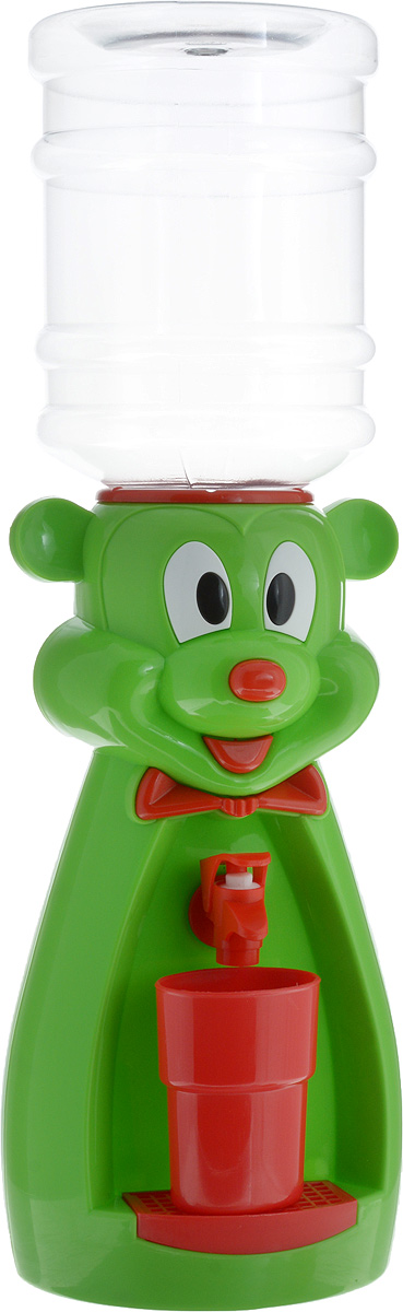 Vatten Kids Mouse, Green Red кулер (со стаканчиком)