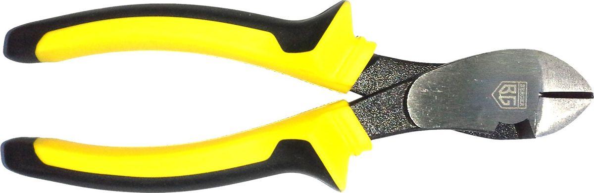 Бокорезы Berger, усиленные, 180 ммBG1164Усиленные бокорезы Berger предназначены для перекусывания проволоки и проводов. Выполнены из высококачественной хромованадиевой стали. Инструмент обладает высокой режущей способностью, износоустойчив. Твердость режущих кромок составляет 55-60 HRC. Эргономичные рукоятки имеют антискользящие вставки для более уверенного обхвата инструмента.Длина бокорезов: 18 см.